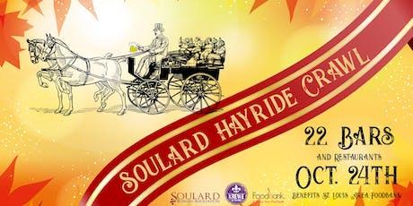 Soulard Hayride Pub Crawl tickets
