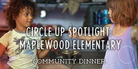 Circle Up Community Celebration- benefiting Amala tickets