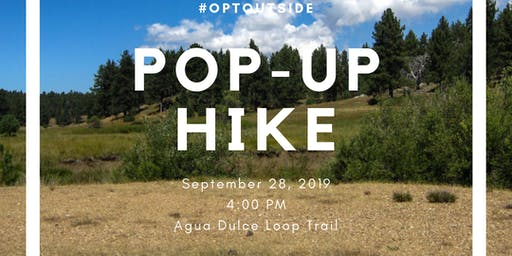 52 Hike Challenge Pop-Up Hike: San Diego, CA
