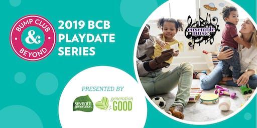 BCB Playdate with Ensemble Music – Babies Music Class (Minneapolis, MN)