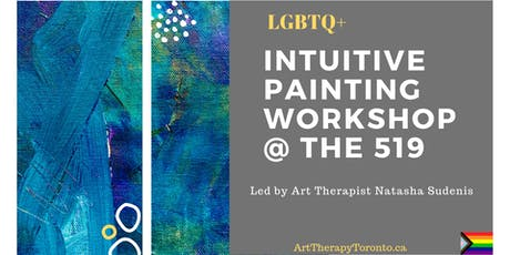 Intuitive Painting @ tthe 519 tickets