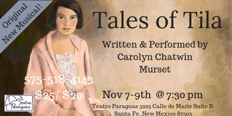 Tales of Tila tickets