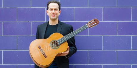 Music at the Substation Presents Adam Levin, Classical Guitar tickets