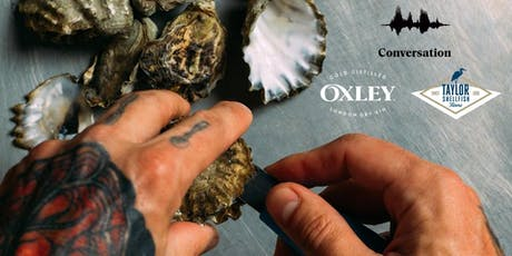 Shaken and Shucked with Conversation, Oxley Gin and Taylor Shellfish tickets