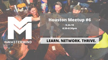 Houston Home Service Professional Networking Meetup  #6
