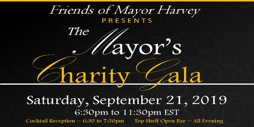 The Mayor's Charity Gala - September 21, 2019