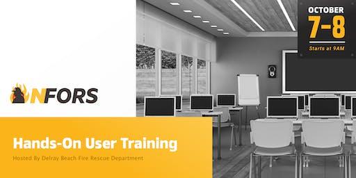 Hands-On NFORS User Training