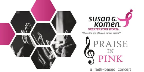 Praise in Pink concert tickets