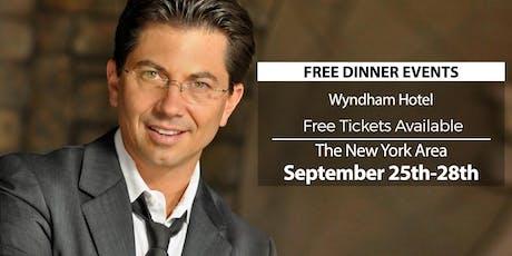 (FREE) Millionaire Success Habits revealed in Orangeburg by Dean Graziosi tickets