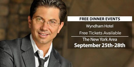 (FREE) Millionaire Success Habits revealed in New York by Dean Graziosi tickets