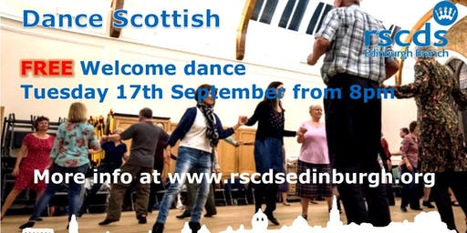 Dance Scottish for fun and fitness