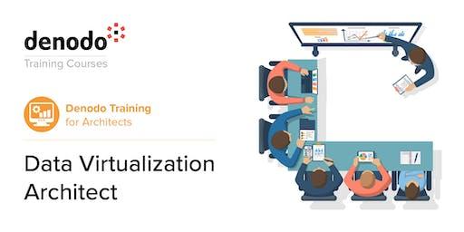 Data Virtualization Architect - Virtual (APAC) - September 24th-25th