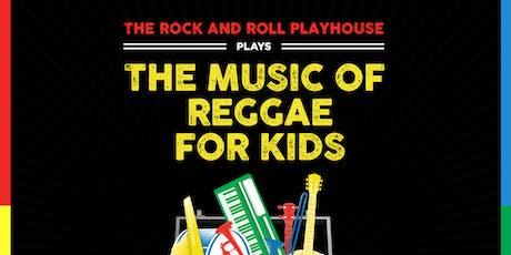 Reggae for Kids tickets