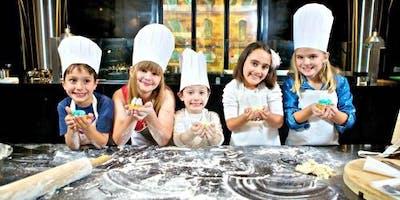 Kids Cooking Class  (Mozzarella Sticks)