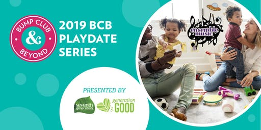 BCB Playdate with Ensemble Music – Mixed Age Family Music Class (Minneapolis, MN)