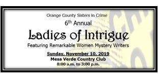 LADIES OF INTRIGUE -   Featuring Remarkable Women Mystery Writers