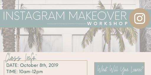 Instagram Makeover Workshop - Gilbert