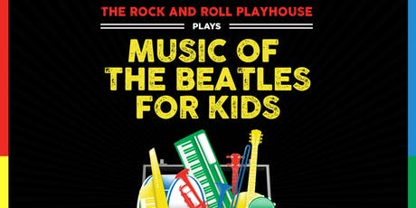 The Music of The Beatles for Kids tickets