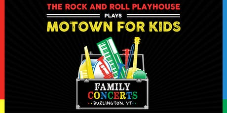 Motown for Kids tickets