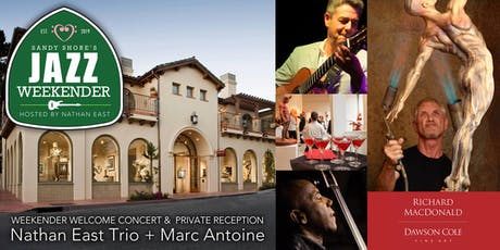 Sandy Shore's  Jazz Weekender :  Welcome Gallery Reception Concert tickets