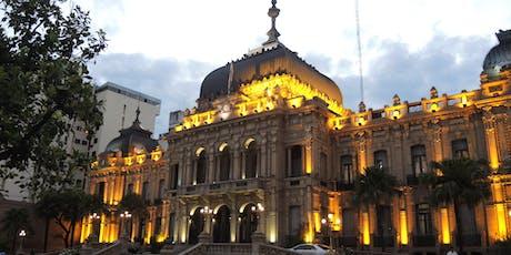Ruta Argentina del Art Nouveau 4° Encuentro y visita turística patrimonial entradas