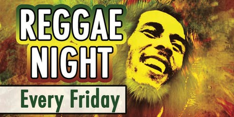 Friday| Reggae Nights FREE ADM @El Toro Loco Kendall Park tickets