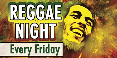 Friday| Reggae Nights FREE ADM @El Toro Loco Kendall Park tickets