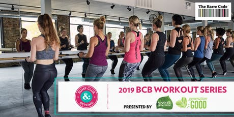 BCB and The Barre Code Full-Body Workout Presented by Seventh Generation!  tickets