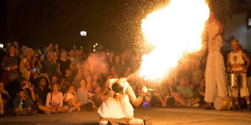 GLOW: A Festival of Fire & Light | Volunteer with the MAH