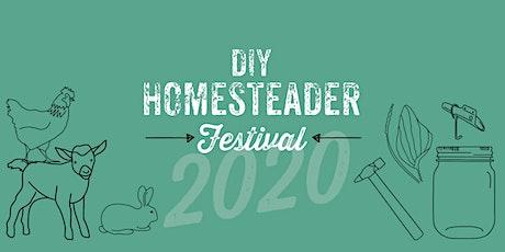 DIY Homesteader Festival tickets
