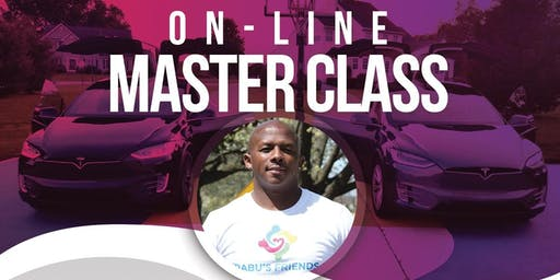 On-line Master Class with Rabu's Friends Session 16