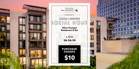 Locale Lakeside Social Hour at Silver Trumpet tickets
