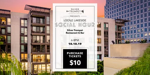 Locale Lakeside Social Hour at Silver Trumpet
