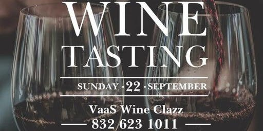 VaaS Wine Clazz Complimentary Soft Opening Wine Tasting