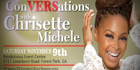 W2W Presents...ConVERSations With Chrisette Michele  tickets