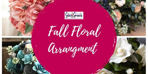 Fall for Fall - Silk Floral Arrangment