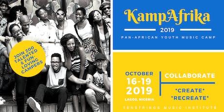 Music Kamp Africa 2019 tickets