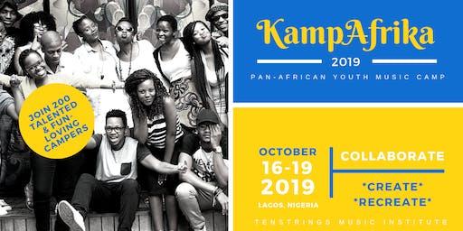Music Kamp Africa 2019
