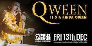 QWEEN - the definitive tribute to Freddie Mercury &...