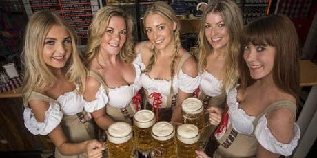 Oktoberfest Kick Off Party at Rasselbock. tickets