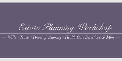 Estate Planning Workshop