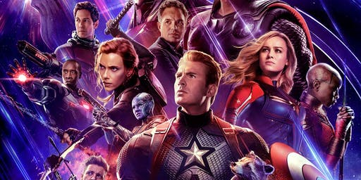Early Release Interactive Movie - Avengers: Endgame