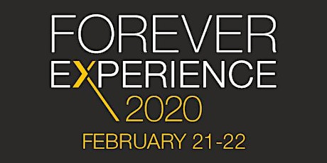 Forever Experience 2020 tickets