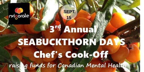 Chef's Cook-Off:  Chefs Supporting Mental Health with Healthy Eating  tickets