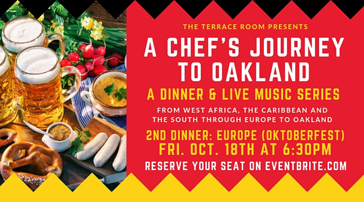 A Chef's Journey to Oakland - Europe (Oktoberfest) image