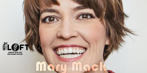 Comedy Show with Mary Mack from Dry Bar Comedy, CONAN, Adult Swim