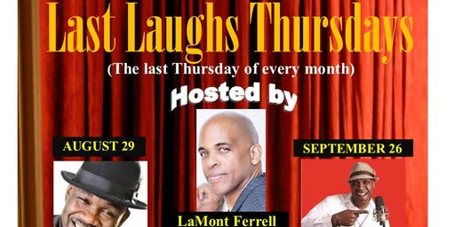 Last Laughs Thursdays