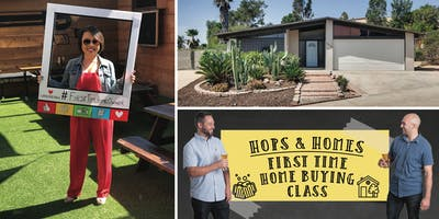 Free First Time Home Buyer Event in San Diego - Hops and Homes (UNIV. HEIGHTS)
