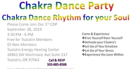 Chakra Dance Party tickets