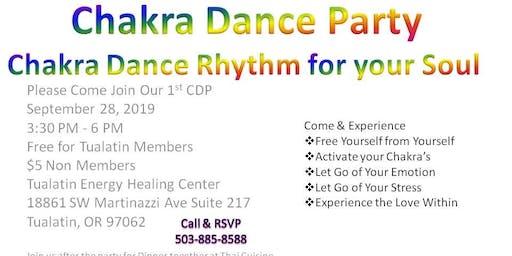 Chakra Dance Party